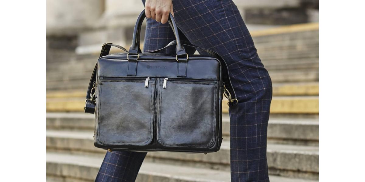 Profesjonaliści kontra aktówki — torby do pracy w ponadczasowym stylu