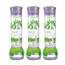Zestaw 3 dezodorantów do obuwia Fresh BAMA