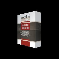 Zestaw do czyszczenia skóry CLEANING SET FOR LEATHER Cocciné
