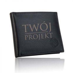 Zestaw 10 portfeli Betlewski grawer logo