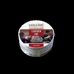 Tłuszcz ochronny do skór bezbarwny LEATHER FAT Cocciné